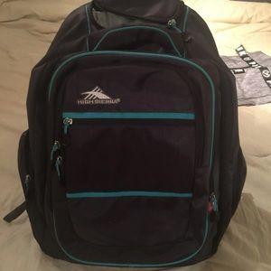 Handbags - High Sierra backpack